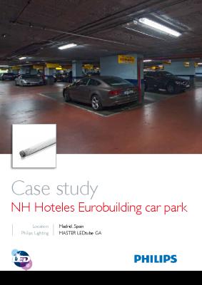 Eurobuilding carpark