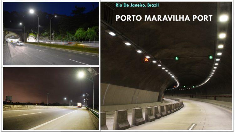 Javno osvetljenje Rio de Janeiro