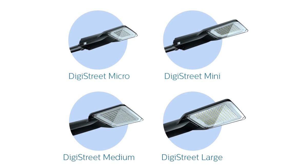 Osvetljenje puteva i ulica postaje digitalno