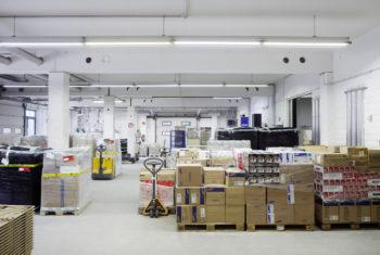 Industrijski i Retail Linijski Sistem Osvetljenja – Maxos fusion
