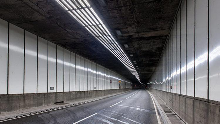 Linijski Sistem Tunelskog Osvetljenja