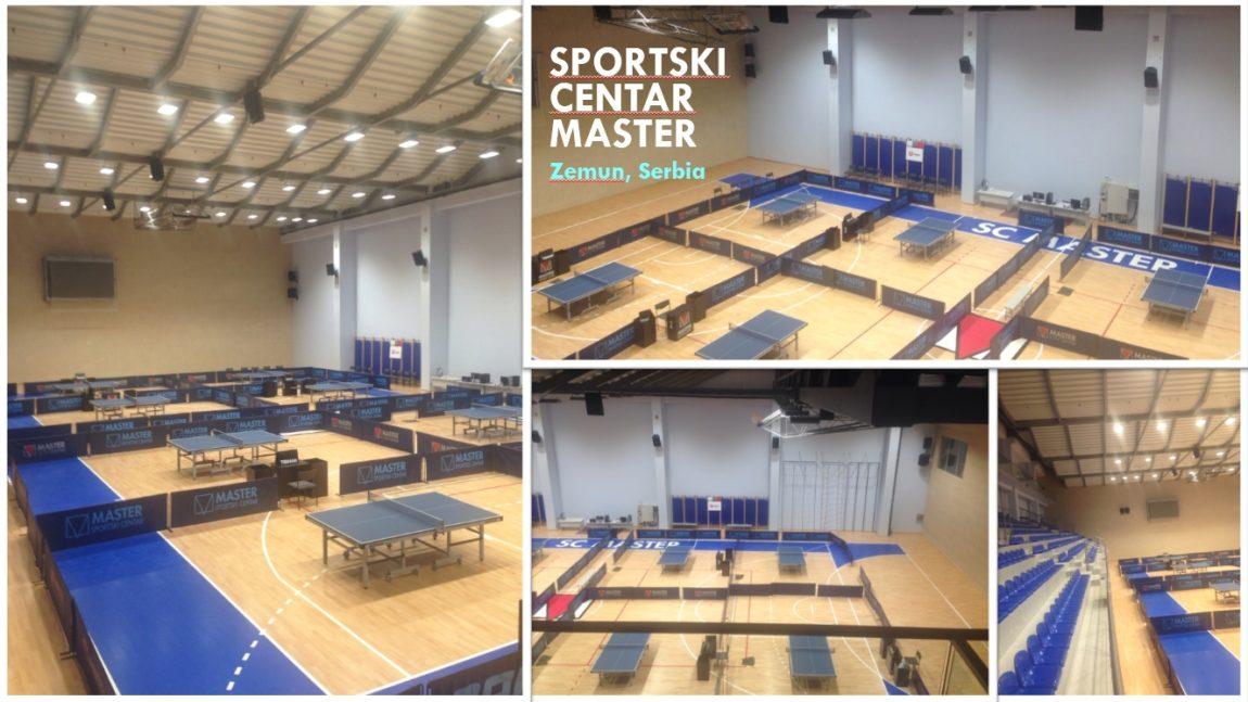 Sportski Centar Master – Zemun