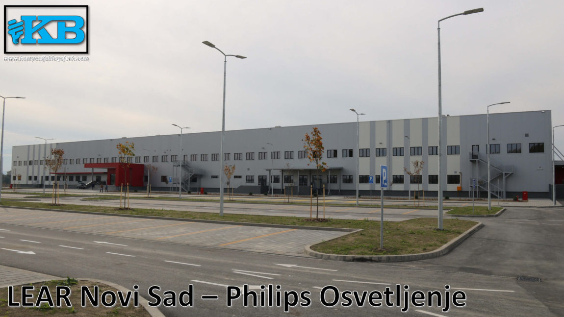 LEAR Novi Sad – Najveći projekat do sada