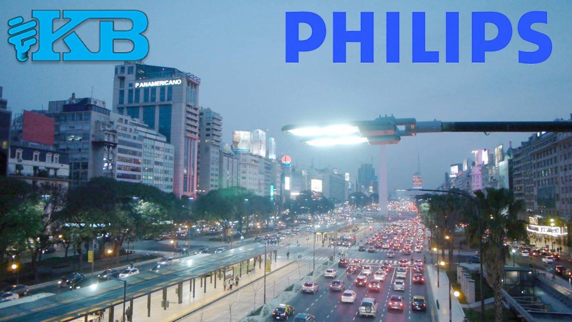 Buenos Aires zamenio 91000 svetiljki i prešao na LED tehnologiju.