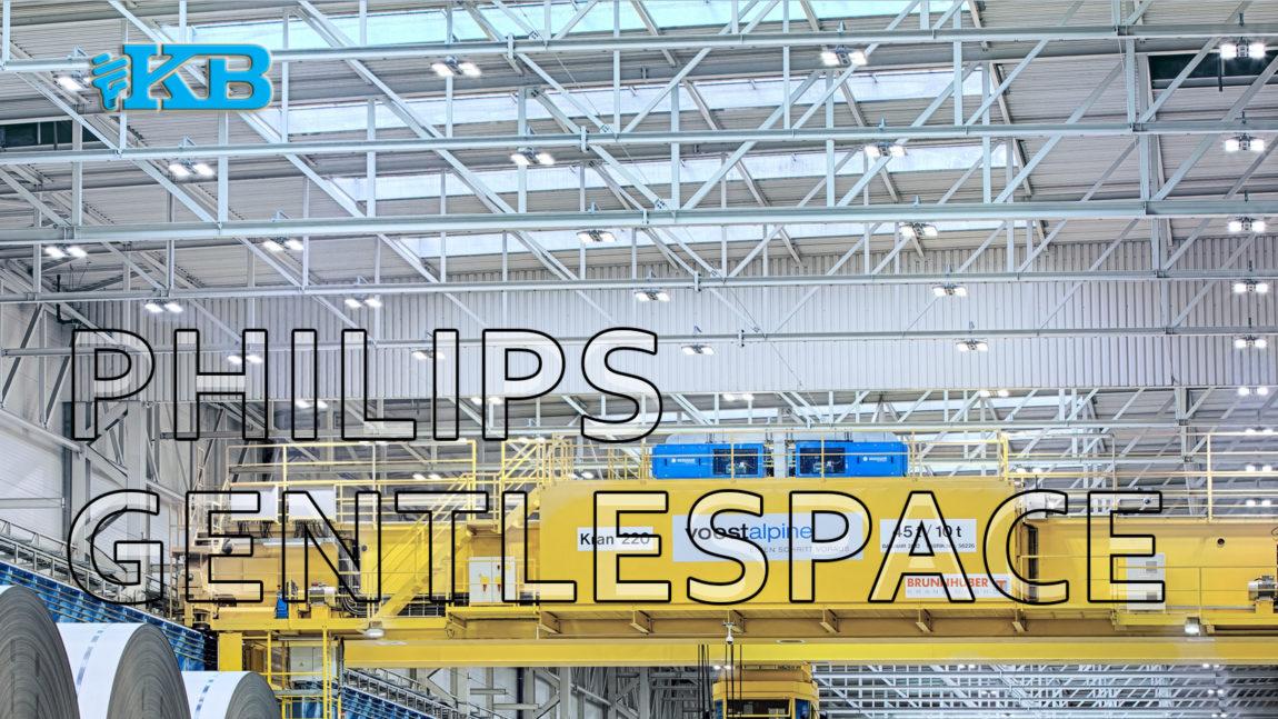 Revolucija u visokoregalnom osvetljenju – Philips GentleSpace