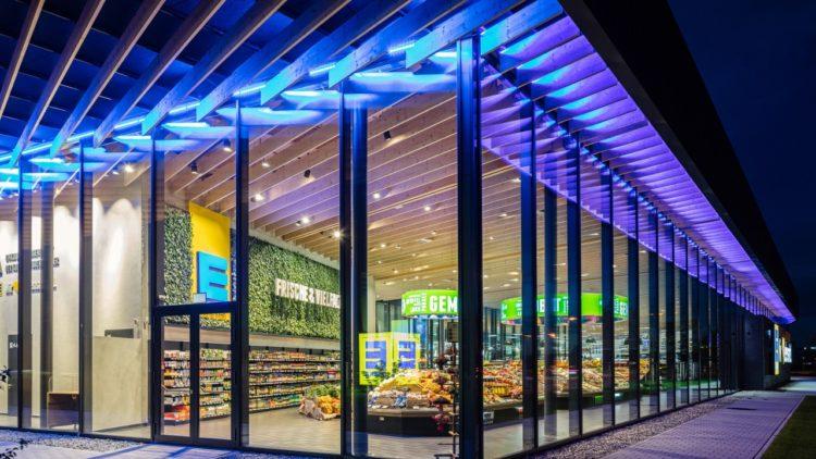 Osvetljenje Supermarketa – Philips StoreWise sistem