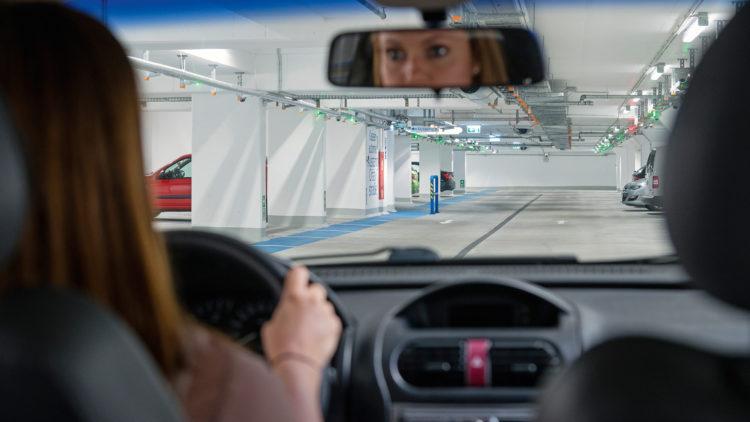 Sistem za osvetljenje Parkinga i Garaža