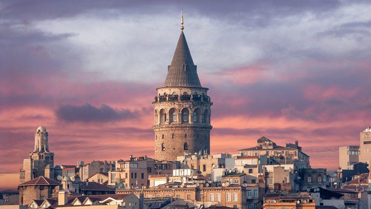 I svetioniku treba svetlo – Kula Galata, Istanbul